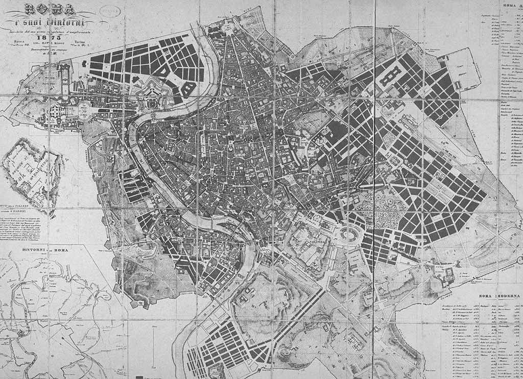 roma architettura e storia della citta valter vannelli