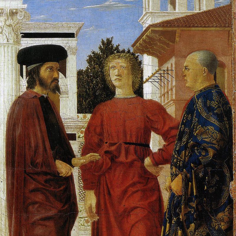 Valter Vannelli   Piero Della Francesca  La Flagellazione